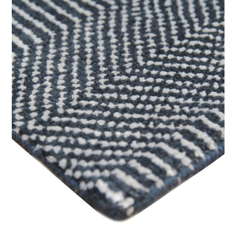 Hamilton Deep Dark Blue Rug By Bayliss Make Your House A