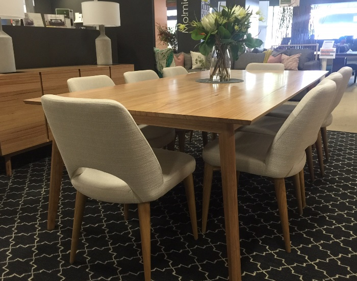 shannyn dining table - Make Your House a Home, Bendigo Central Victoria