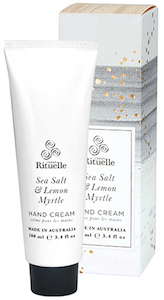 Sea Salt & Lemon Myrte Hand Cream