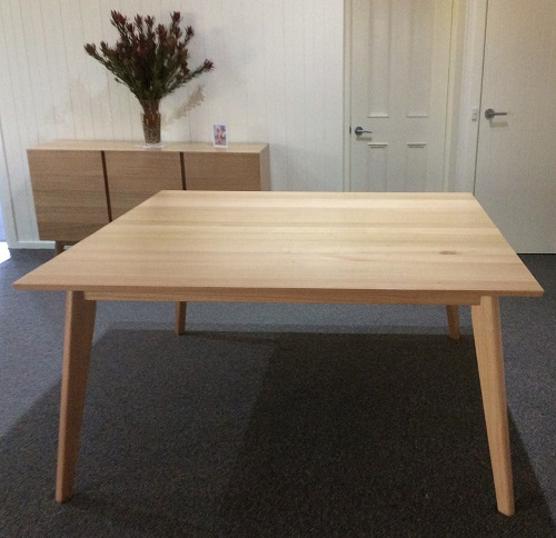 Shannon dining table 150cm square