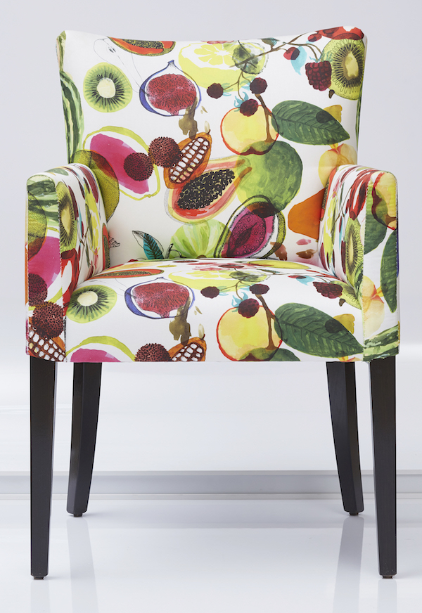 Loren Fruit Arm Chair