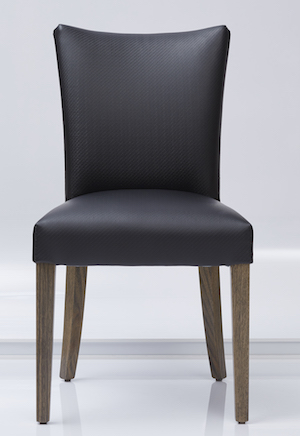 loren low back dining chair