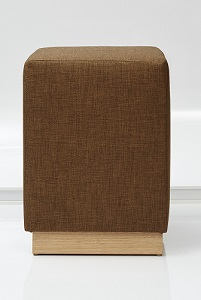 Upholstered bar block