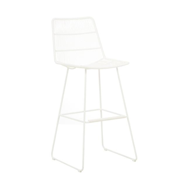 Granada sleigh outdoor bar stool Make Your House a Home  : Granada20bar20stool20white from www.makeyourhouseahome.com.au size 640 x 640 jpeg 10kB