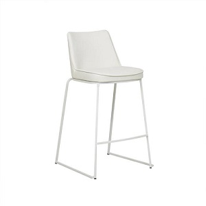 Marnie Bar Stool White