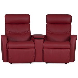 Divani 2s Motion Sofa with storage