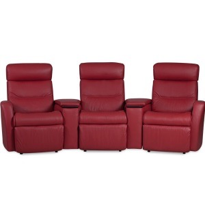 Divani 3s Motion Sofa with storage