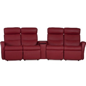 Divani 4s Motion Sofa with storage