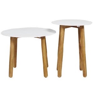 Aperto Round Side Tables