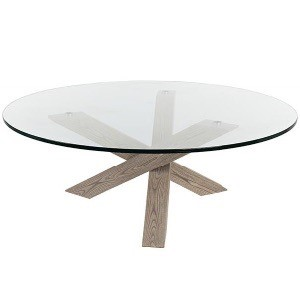 Hudson Coffee Table - Grey Ash