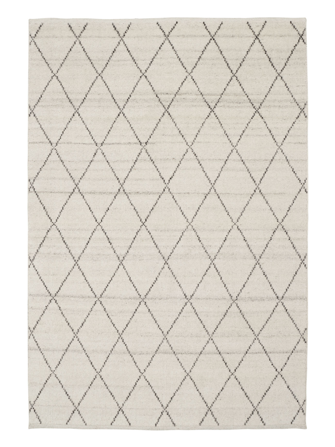Atlas Berber Knot Rug - Natural