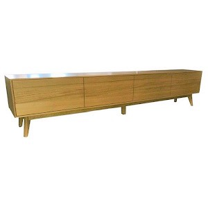 Nikki tv unit (Tasmanian Oak)