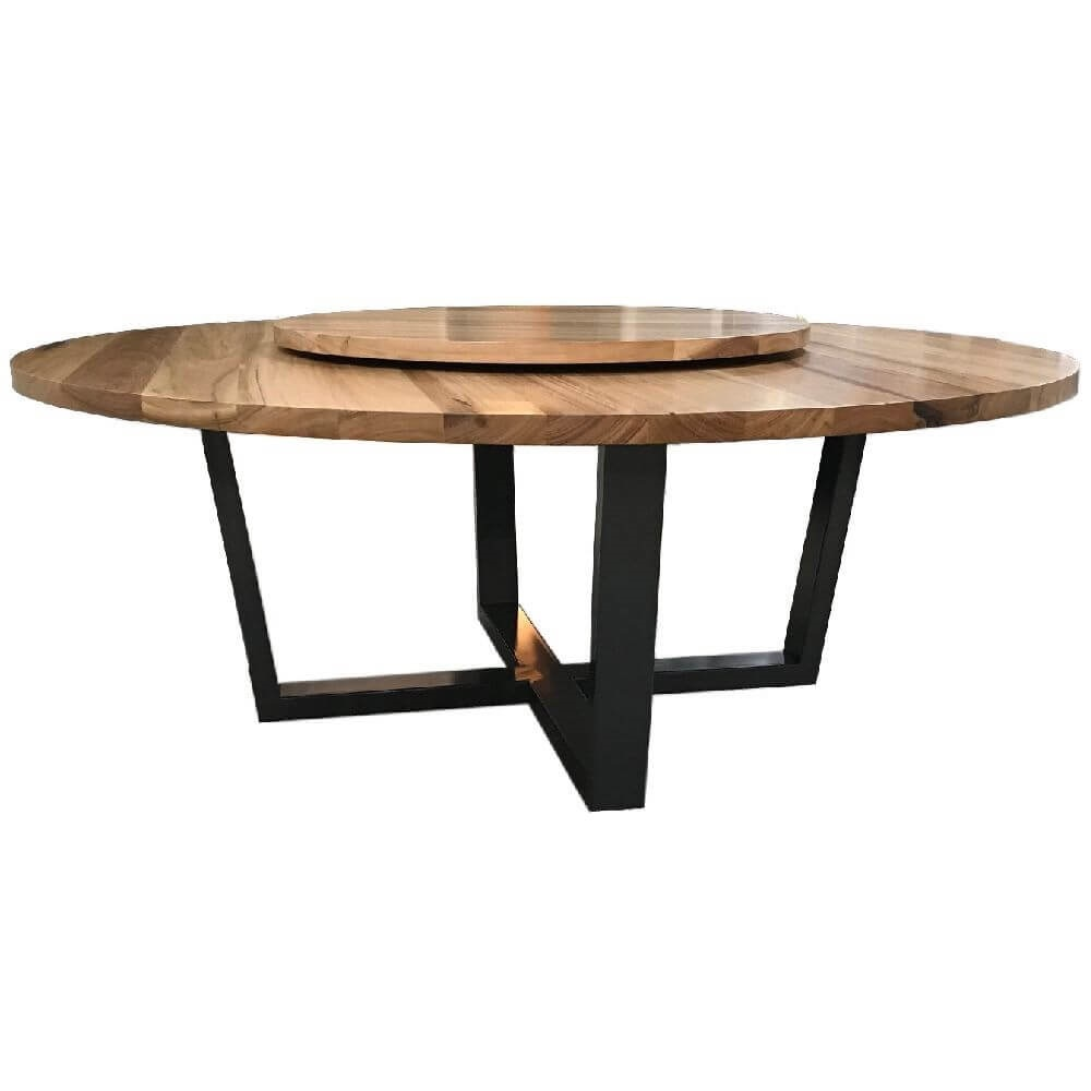 2m round dining table with metal base Make Your House a  : round20tinypng from www.makeyourhouseahome.com.au size 1000 x 1000 jpeg 54kB