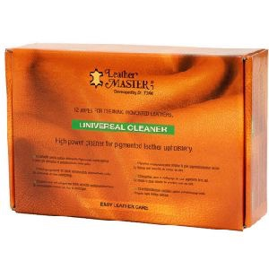 Leather Master Universal Cleaner Wipe