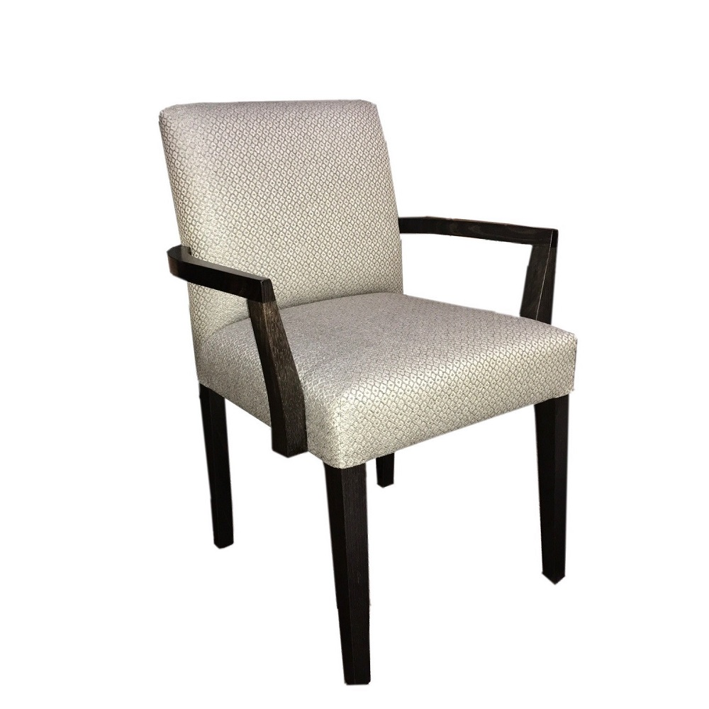 Mason Dining Chair With Timber Arms Make Your House A