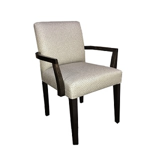 Mason Dining Chair with timber arms