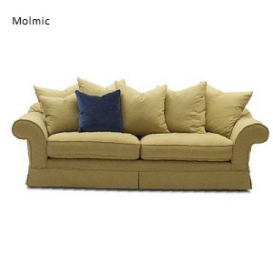 Alicia 3s Sofa (slip cover)
