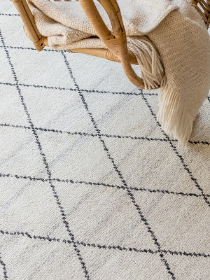 Atlas Rug - Natural by Armadillo
