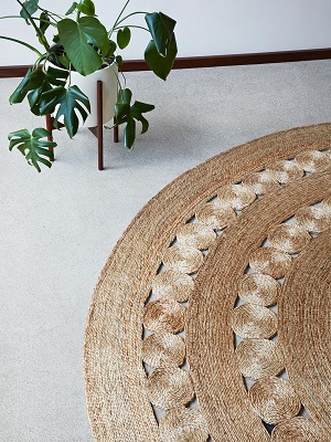 Dandelion Rug - Natural by Armadillo