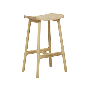 Sketch Odd Barstool 66cm - Light Oak