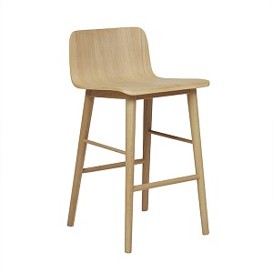 Sketch Tami Barstool - Light Oak