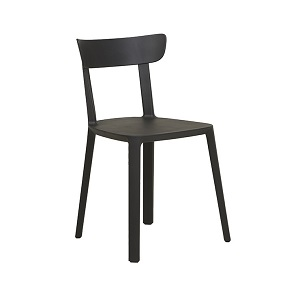 Cadrea Dining Chair - Black