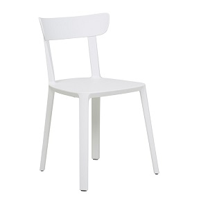 Cadrea Dining Chair - White