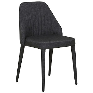 Carter Dining Chair - Slate Grey