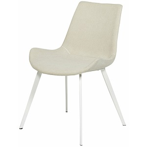 Cleo Dining Chair - Pearl Grey