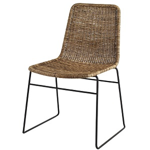 Olivia Dining Chair - Greywash