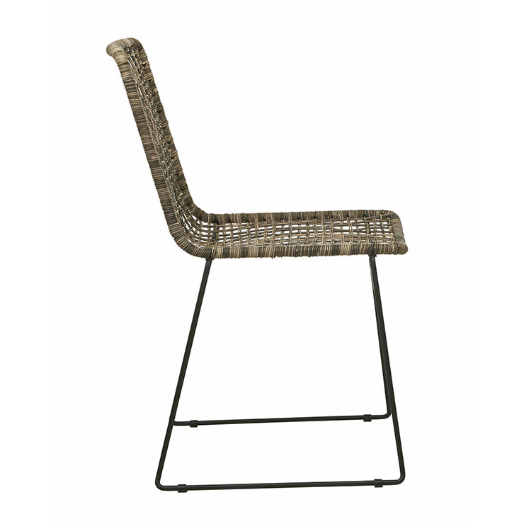 edde4fdb8fa Olivia Open Weave Dining Chair - Greywash - Make Your House a Home ...