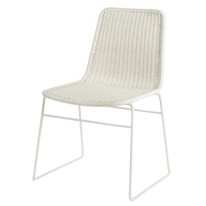 Olivia Dining Chair - White