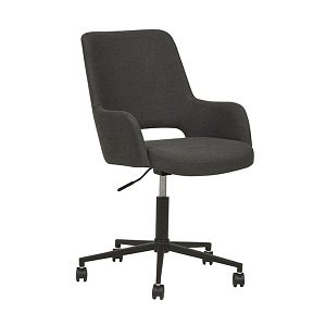 Quentin Office Chair - Ironstone