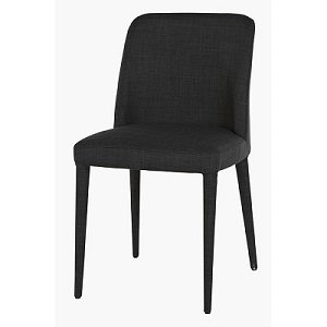Rosie Dining Chair - Soot
