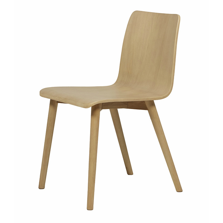 Sketch Tami Dining Chair - Light Oak