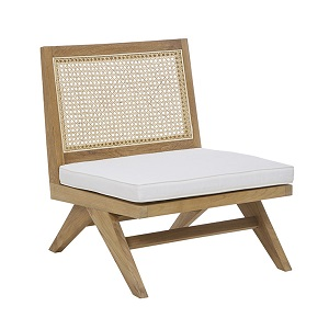 Willow Kali Occasional Chair - Teak