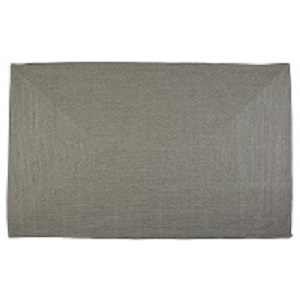 Granada Handwoven Rug - Light Grey