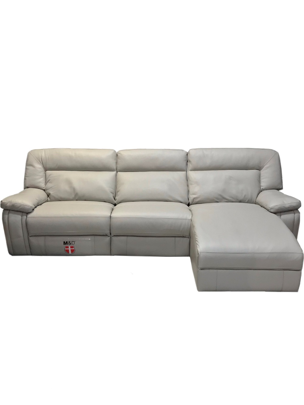 Ee71 Reclining 3 Seater Chaise Combo By Milano And Design