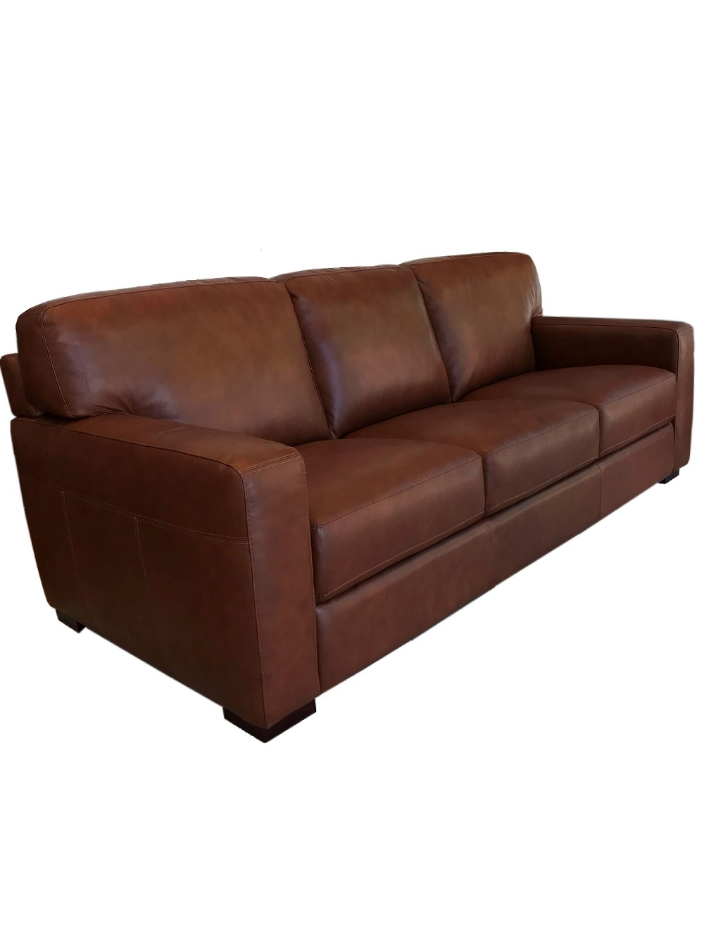 ZA10 3 Seater Leather Sofa by Milano and Design - Make Your House a ...