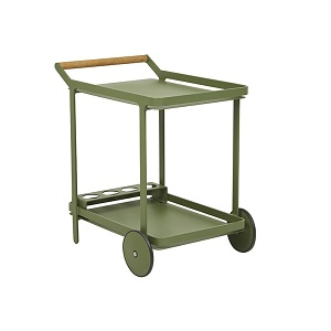 Lagoon Bar Trolley - Khaki
