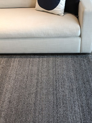 Broadway Rug - Dark Grey