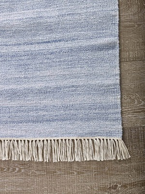 Fiji Rug - Light Blue