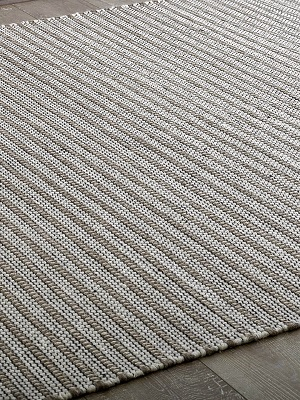 Torquay Rug - Ivory and Taupe