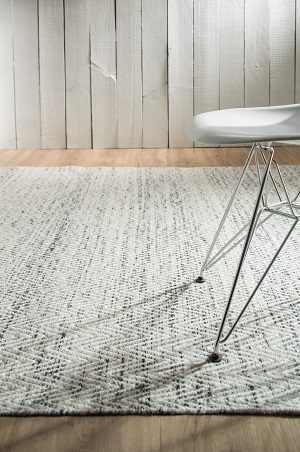 Brazil Rug - Smooth Grey by Bayliss