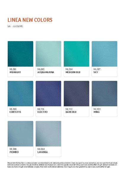 IMG Linea Leather Colour Options 10