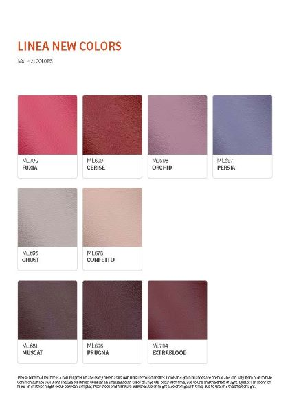 IMG Linea Leather Colour Options 6