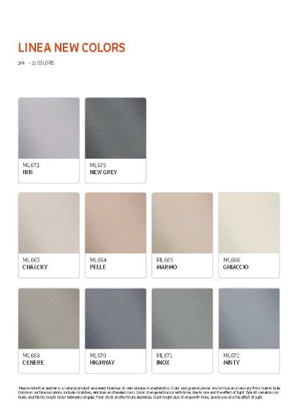 IMG Linea Leather Colour Options 7
