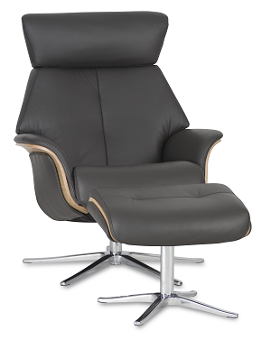 IMG Space 57.57 chair/otto in Trend leather