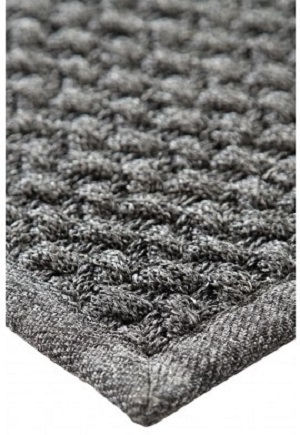 Bistro Rug - Charcoal by Bayliss
