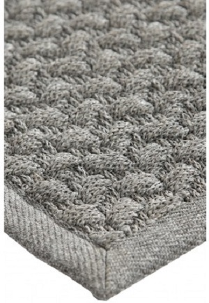 Bistro Rug - Light Grey by Bayliss
